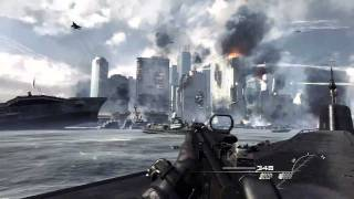 Call of Duty: Modern Warfare 3 - Walkthrough - Part 2 [Mission 2: Hunter Killer] (MW3 Gameplay)