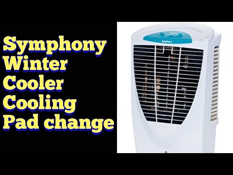 Symphony winter t servicing & cooling pad change