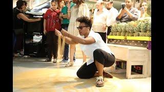 """""""Red Oak Blind Friendly Market""""- Report on Al Araby TV"""