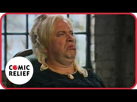 Dragons Den and The Television   Comic Relief