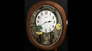 RHYTHM Joyful Blessing Clock - 4MH414WU06 [All Classical Songs] (リズムスモールワールドアルディからくり時計) アルディ 検索動画 20