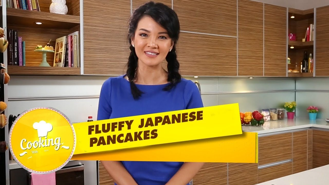 Fluffy Japanese Pancakes Ala Farah Quinn Cooking With Queen