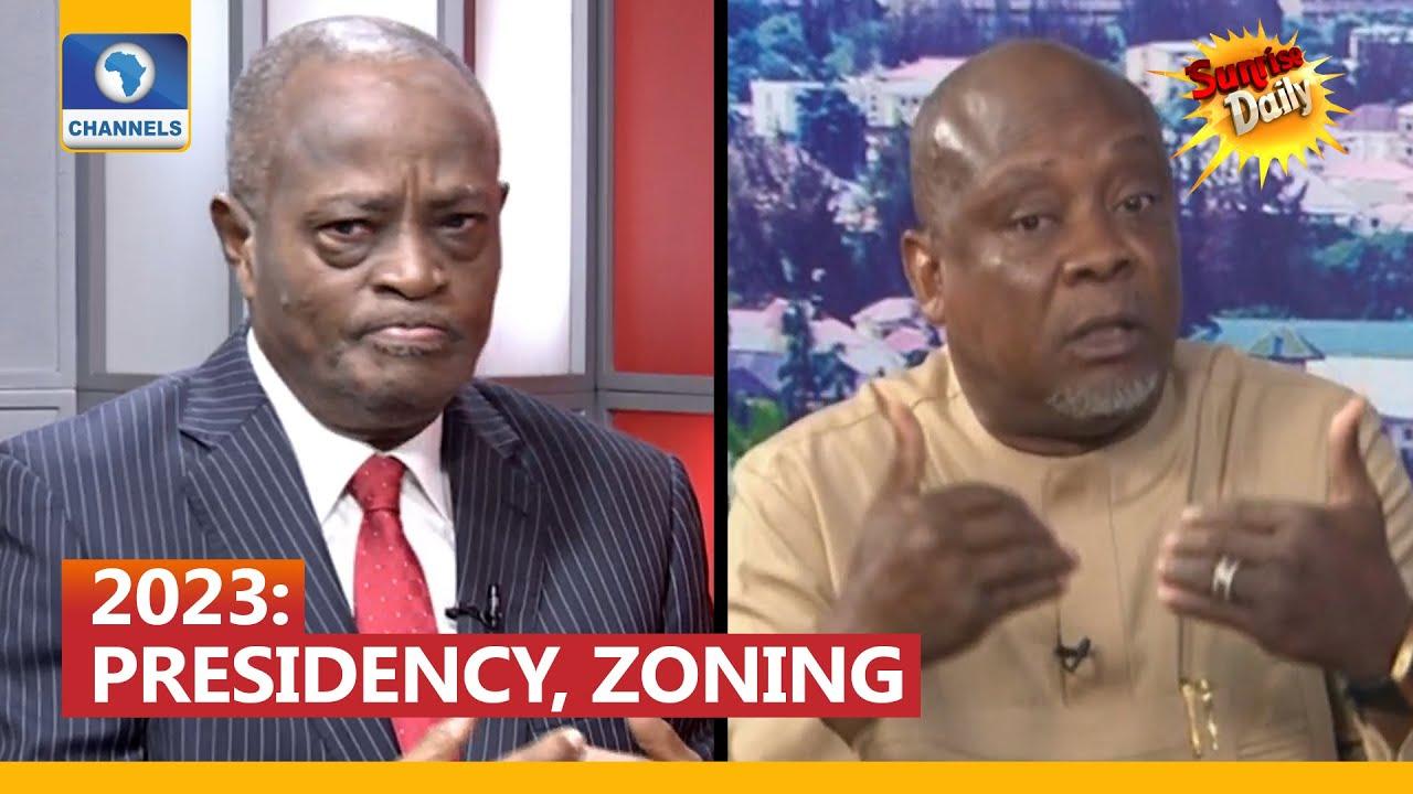 Download 2023 Election: Ogunlewe, Emeana Decry Political Antics, Northern Domination