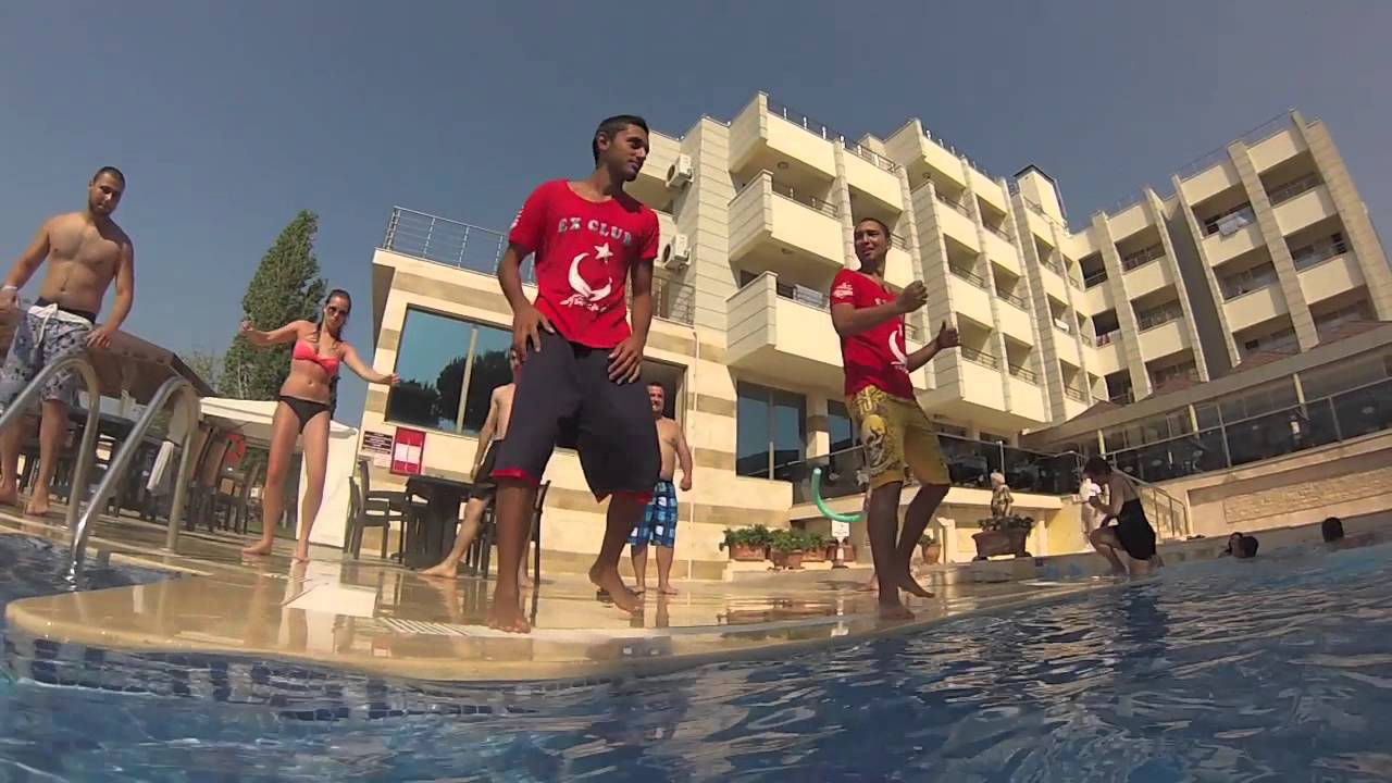 Turcja 2013 Mooris Hotel Akbulut Kusadasi Guzelcamli