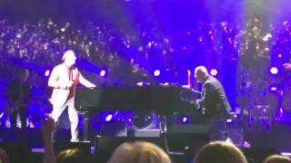 Billy Joel and Kevin Spacey - New York State Of Mind