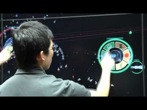 Star Wars Touch Screen Game