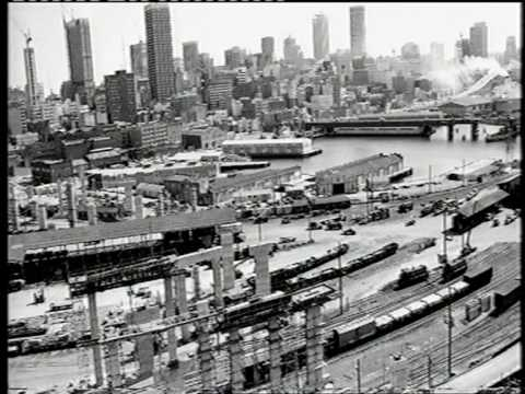 Sydney in Time 1950's to 1970's
