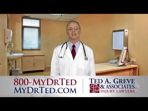 Auto Accident Attorney Georgia Dr. Ted Greve 1-800-693-7833