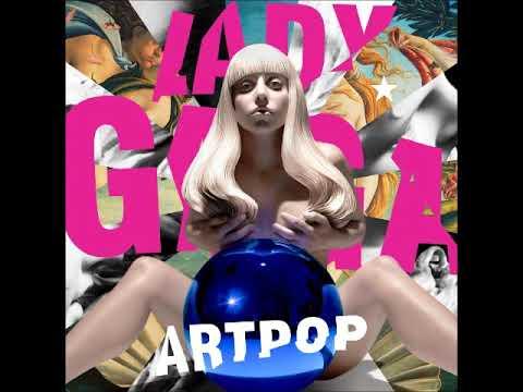 Lady Gaga Aura (Official Instrumental)