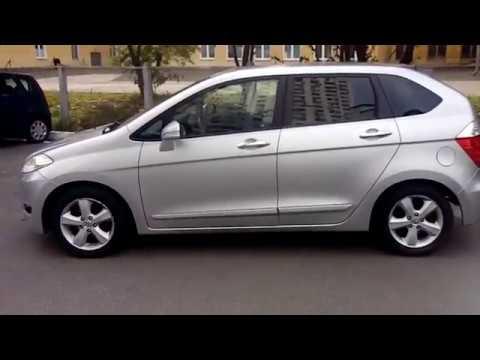 HONDA FR-V, 2.2, 2007, механика, дизель, велюр - 3450 евро
