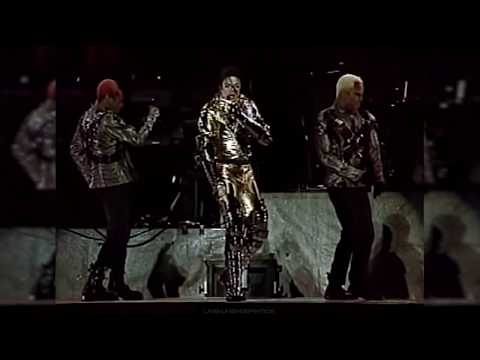 Michael Jackson - In The Closet - Live Auckland 1996 - HD