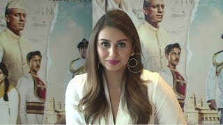 Huma Qureshi's Interview For Partition 1947