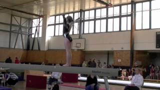 HD sportovní gymnastika, Sezimovo Ústí, Leontina