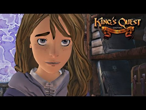 KING'S QUEST (2016) · Chapter 5: 'The Good Knight' Full Walkthrough (100% Achievement Guide)