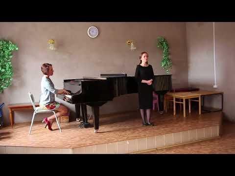 Федотова Н.Ю. Работа по постановке голоса со студенткой первого курса ссуза