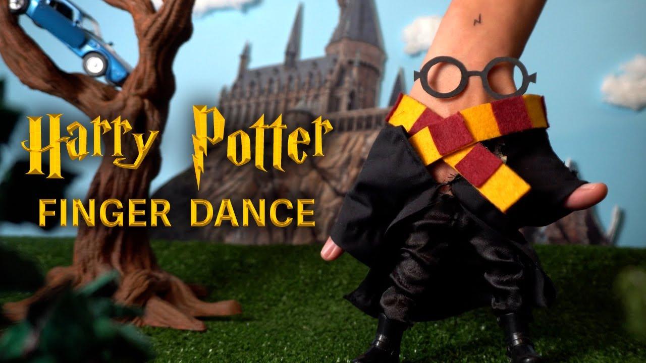 Harry Potter Finger Dance