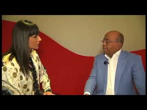 Mo Ibrahim speaks about Africa at the One Young World Conference
