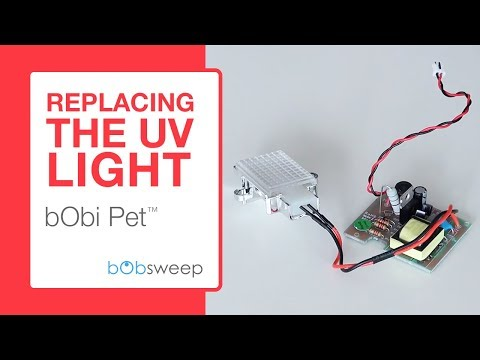 Replace the UV Lamp | bObi Pet™