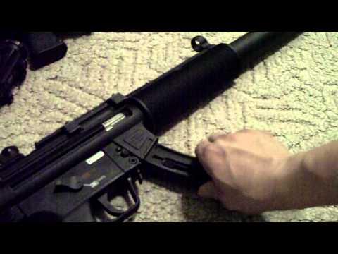 HK MP5 22lr
