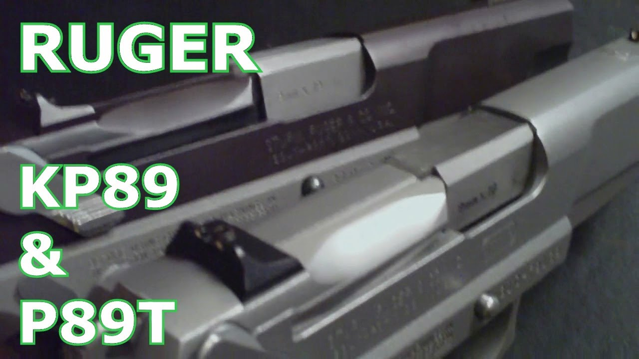 Excited too Field strip a ruger p85 pistol opinion