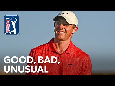 Rory's 20th win, Rickie's final pairing, Ancer's Albatross