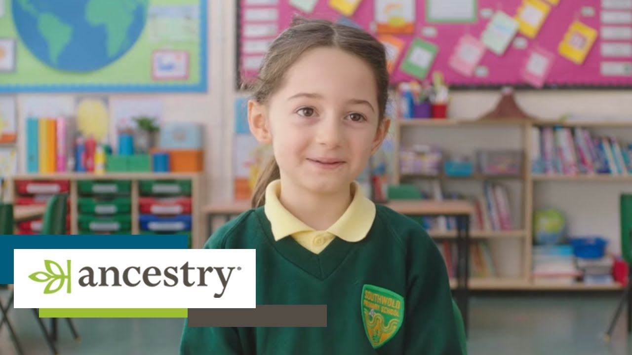 School Of Dna Ancestry Youtube