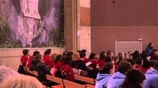 lourdes closing mass 2 featuring cjm music and friends