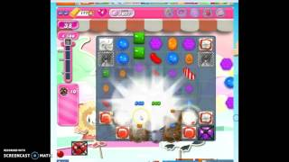 Candy Crush Level 1057 help w/audio tips, hints, tricks