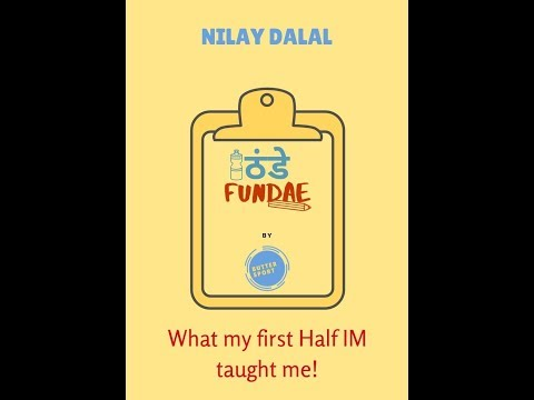Nilay Dalal: What his first race taught him!