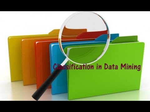 Data Mining Classification - Basic Concepts