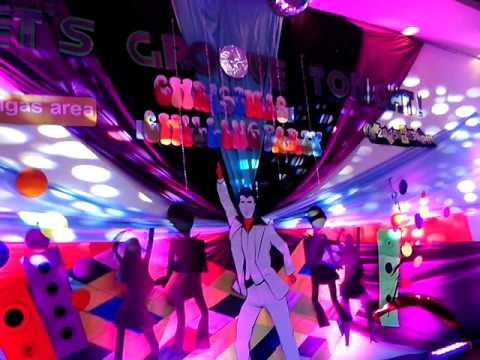 Disco theme BDO ortigas Christmas party 2015 - YouTube