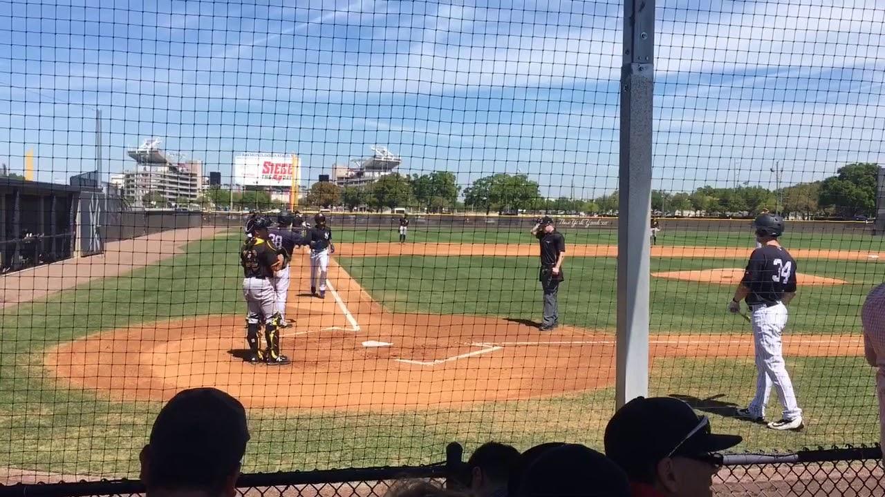 yankees-gleyber-torres-hits-home-run-in-1st-minor-league-spring-at-bat