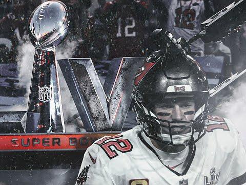 Tom Brady Tampa Bay Buccaneers Win Super Bowl 55 (Complete Version)