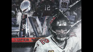 Tom Brady Tampa Bay Buccaneers Win Super Bowl 55 (Complete Version)