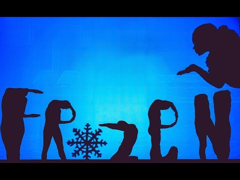 Shadow Theatre Verba - Frozen