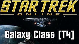 Star Trek Online - Exploration Cruiser - Galaxy Class [T4] - Review