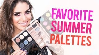 My Favorite Summer Palettes Thumbnail