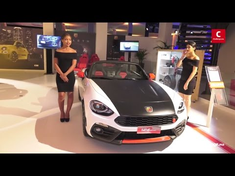 Les nouvelles ambitions de Fiat Chrysler Automobiles au maroc