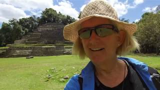 Lamanai Mayan Ruins near Orange Walk,  Belize