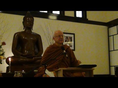 Sunday Q & A: Ajahn Geoff @ Portland Friends of the Dhamma, Nov 4-6 2016