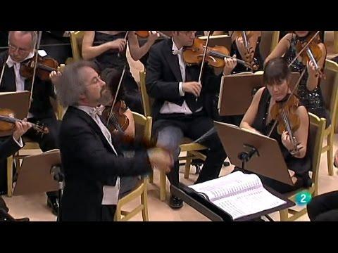 Gustav Mahler - Symphony nº 7 / OSRTVE . Carlos Kalmar
