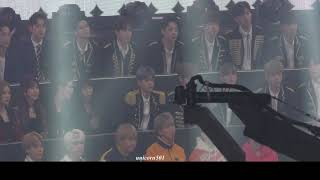 Download 171231 BTS wannaone redvelvet reaction to Winner  MBC2017