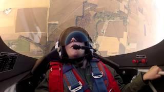 acrobatic jet plane Extra 300 decathlon GoPro - Squadron Ops Sim Center
