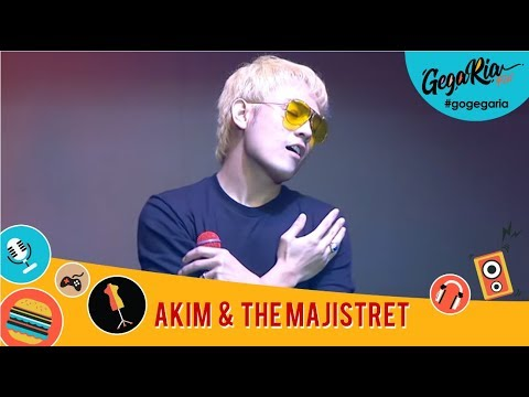 #GegariaFest   Akim & The Majistret
