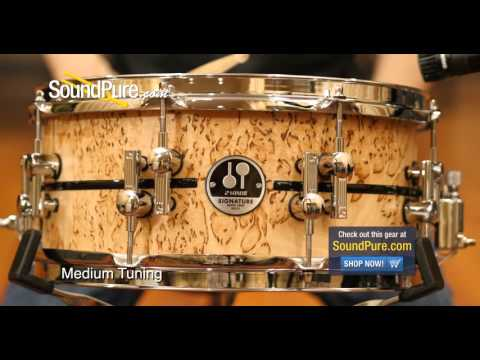 Sonor Benny Greb Signature Snare Drum - Quick n