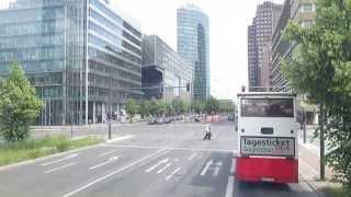Busfahrt Berlin in Echtzeit, Linie 200