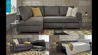 Gambar cover TOP 10 SOFA BEDS & MODERN SLEEPER SOFAS 2019