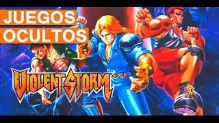 Videojuegos Ocultos y Olvidados: Violent Storm | Meristation