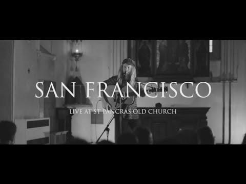 Stu Larsen - San Francisco (Live at St Pancras Old Church, London)