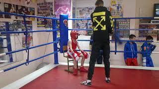 #бокс#спорт# Крепыш из ростовской области.